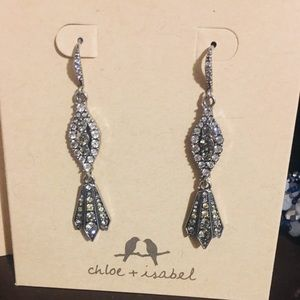 Chloe and Isabel earrings!